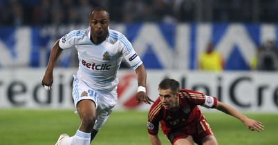 Andre Ayew: Opened the scoring for Marseille