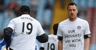 Chelsea captain John Terry to play in Stiliyan Petrov Charity Match on Sunday