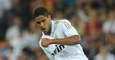 Raphael Varane: Pleased with his own progress