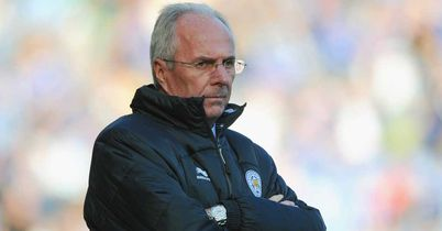Sven-Goran Eriksson: No fears about managing in the Championship