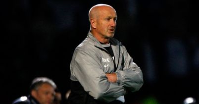 Richard O'Kelly: Previous success with Sean O'Driscoll