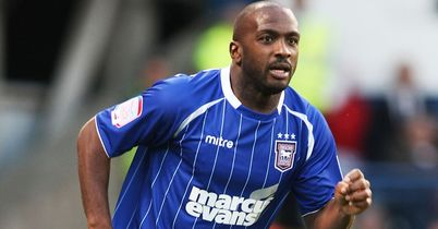 Jason Scotland: Released by Ipswich last week