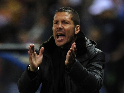 Diego Simeone: Has an impressive record at Atletico