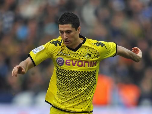 Robert Lewandowski: Linked with Manchester United