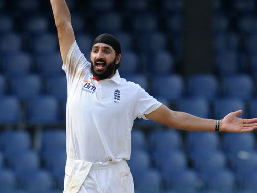 Monty Panesar: Has earned an England contract