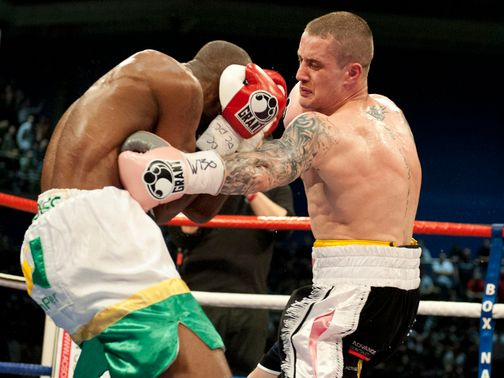 Ricky Burns: Looking to take on Adrien Broner