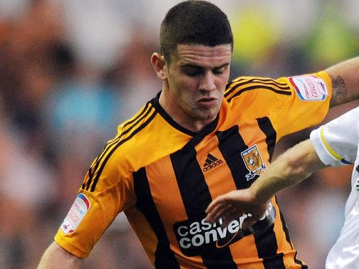Robbie Brady scored Hull's second goal