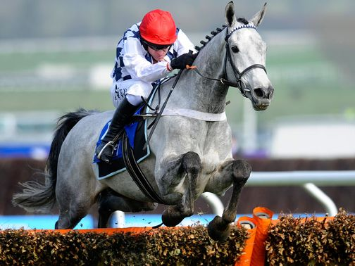Simonsig: Set for his chasing debut