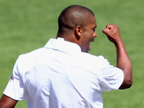 Vernon Philander: Finished with 10 wickets in the match
