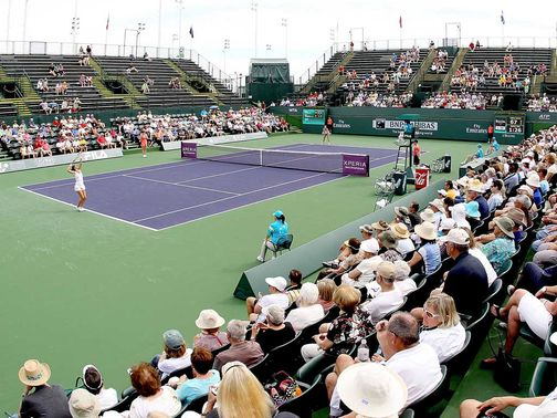 Indian Wells: Big increase in prize money