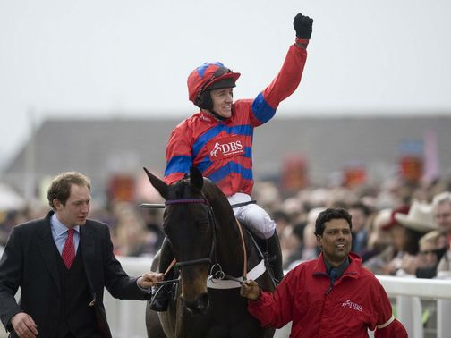 Sprinter Sacre: Tops 11 entries for the Victor Chandler Chase