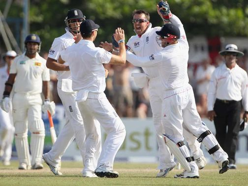 Graeme Swann: Helped England fight back