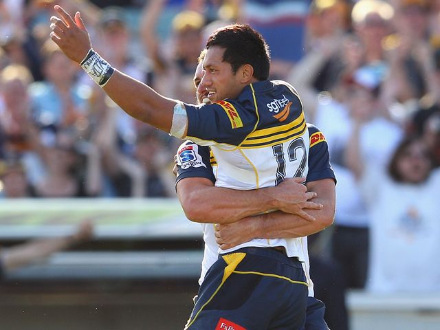 Christian Lealiifano: Kicked winning penalty