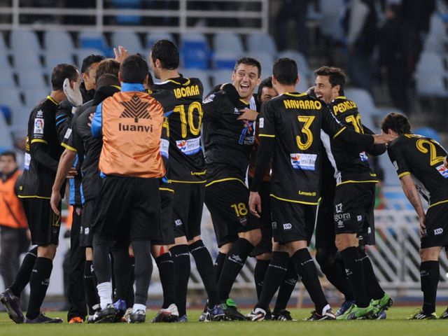 Levante: Hoping to progress to knockout stages