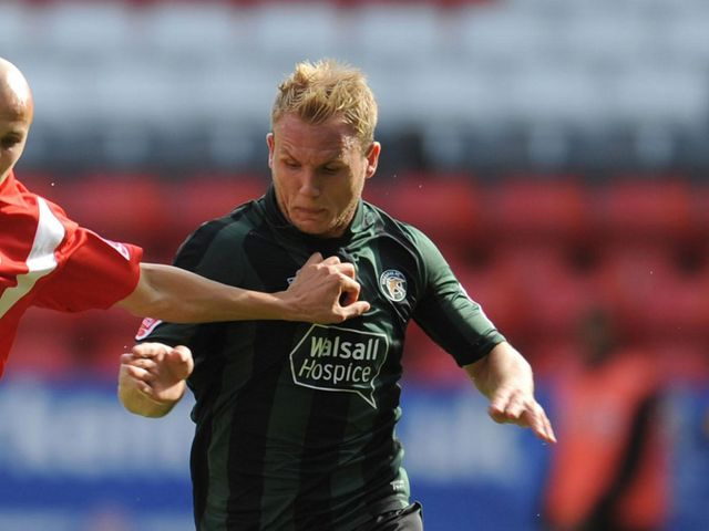 Taundry: Scored for Saddlers