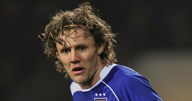 Jimmy Bullard: One year to run on his Ipswich contract and linked with a move to China