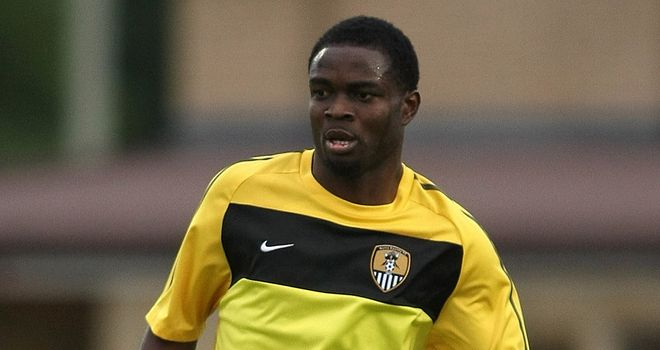 Sam Sodje: Could debut for Pompey