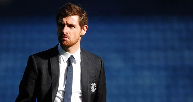 Andre Villas-Boas: Was in charge of Chelsea for less than a year