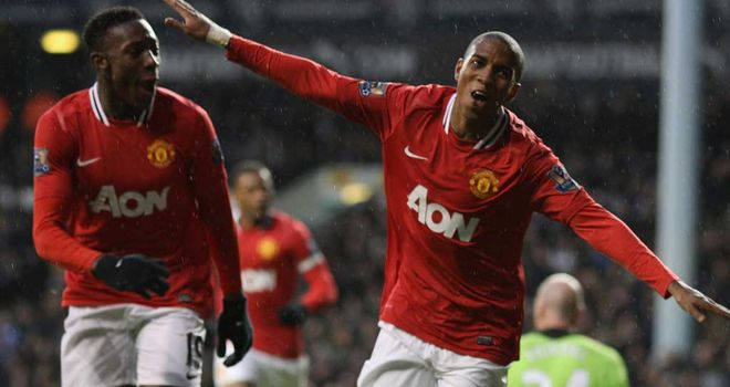 Ashley Young: Says Manchester United always felt they could overhaul Manchester City