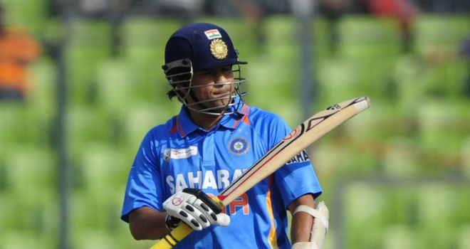 Sachin Tendulkar: Has scored 100 international centuries