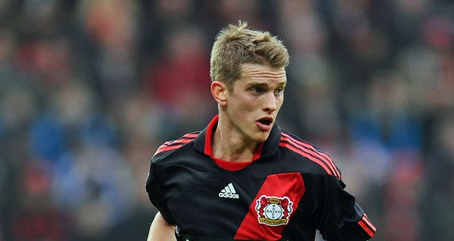 Lars Bender: Texted by Bayern boss after Euro 2012 goal