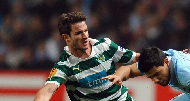 Bruno Pereirinha: Impressing at Sporting