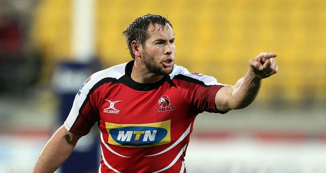 Butch James: South Africa's most capped fly-half