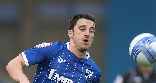 Whelpdale: Scored in Gills win