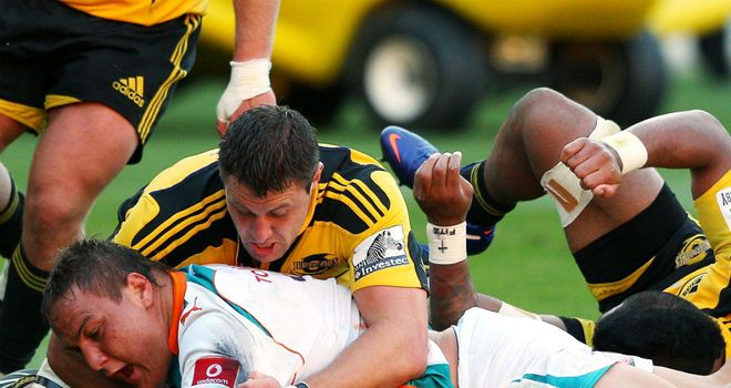 Coenie Oosthuizen: Scored two tries in Cheetahs victory