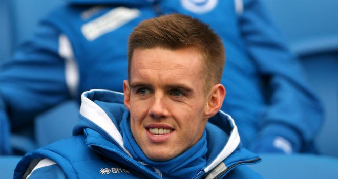 Craig Noone: Signed a four-year deal at Cardiff after leaving Brighton
