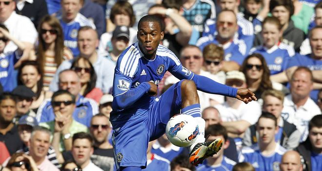 High-flyer: Sturridge should make more of his lightning pace, says Ray