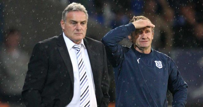 Dave Jones: Sheffield Wednesday manager targets automatic promotion
