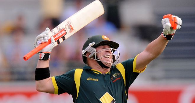 David Warner: Complained of groin soreness following his century in Brisbane