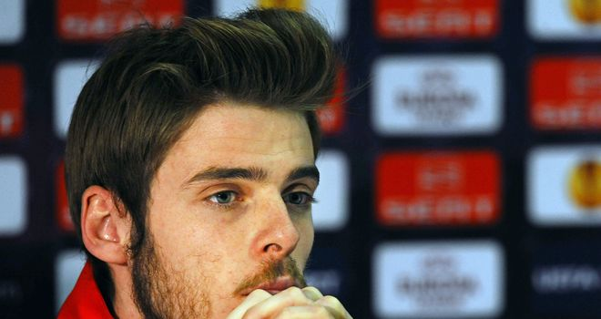 David de Gea: Manchester United goalkeeper knows he received &#39;one or two bits of criticism&#39;