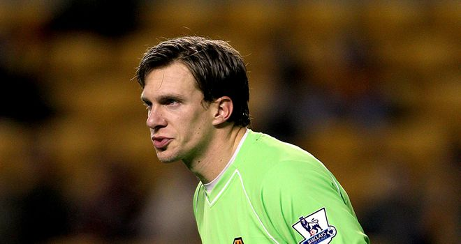 Dorus De Vries: Has been restricted to just five cup outings this season