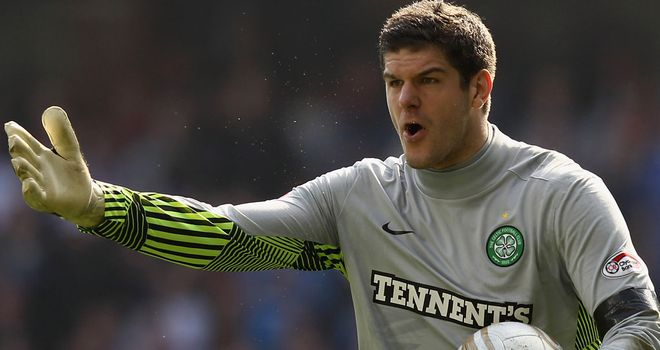 Fraser Forster: Expecting a testing encounter against Norwich