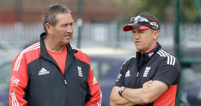 Graham Gooch: Will concentrate on improving England's Test batsmen