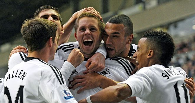Gylfi Sigurdsson: On-loan midfielder has impressed Swansea City team-mate Joe Allen
