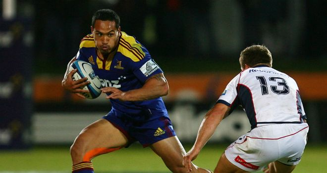 Hosea Gear: Comes in for Savea