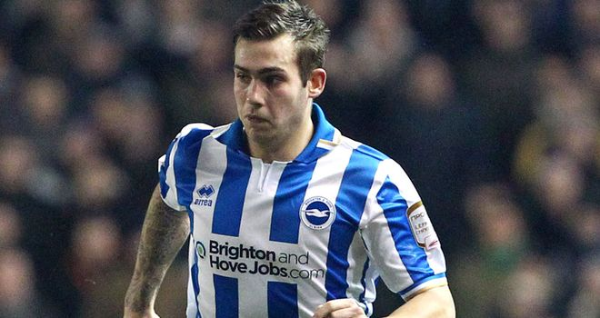 Joe Mattock: Available on a free transfer after leaving West Brom and is an option for Brighton