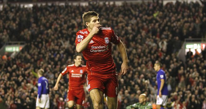 Steven Gerrard: Liverpool captain believes derby form counts for nothing ahead of FA Cup semi-final
