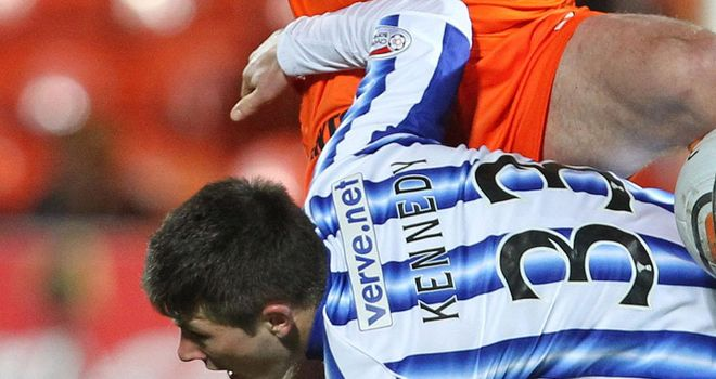 Matthew Kennedy: Kilmarnock striker is a target for Everton