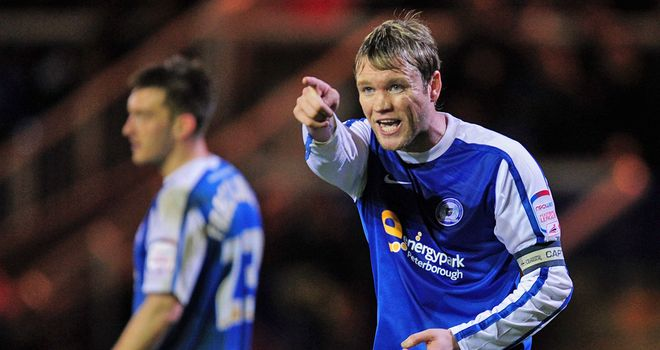 Grant McCann: Peterborough captain told he is no longer required by manager Darren Ferguson