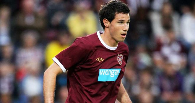 Ryan McGowan: Does not want to leave Hearts following reports he could be sold