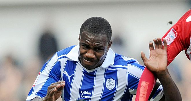Michail Antonio: On-loan winger is hoping to help Sheffield Wednesday win promotion to the Championship