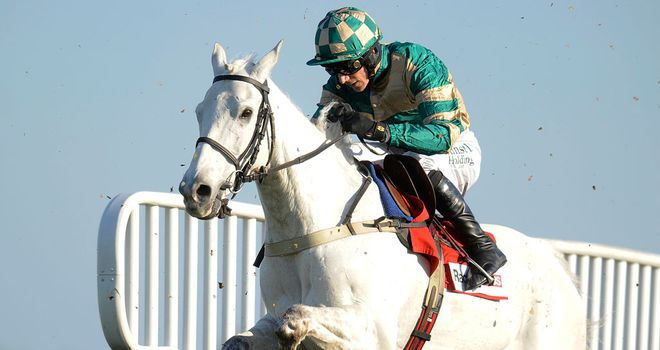 Nacarat: Another taste of the National fences at Aintree on Saturday