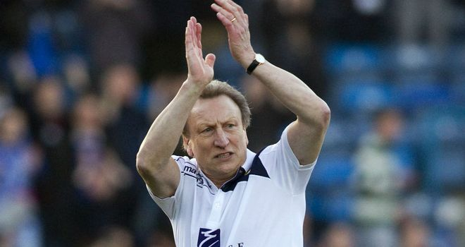 Neil Warnock: Thinks West Ham are the favourites, but is not writing off Blackpool