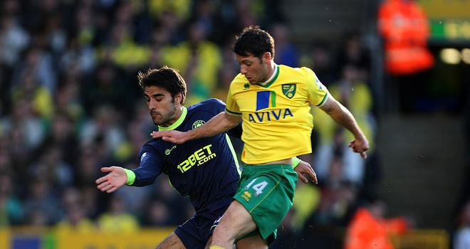 Wes Hoolahan: Norwich midfielder pleased with his side's efforts this season
