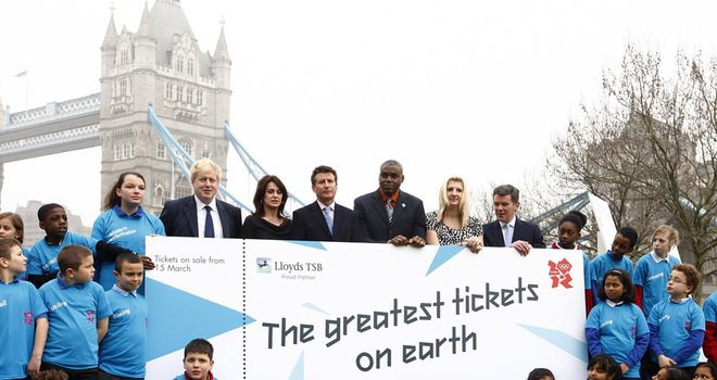 London 2012 tickets: Employees could miss work to go
