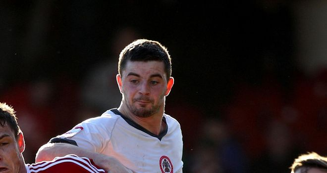 Padraig Amond: Enjoying playing alongside James Beattie